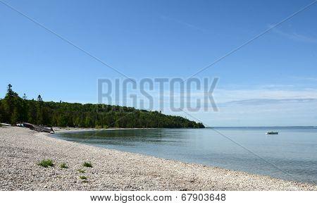 Lakeshore, Mackinac Island, Mi