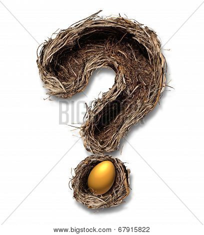 Retirement Nest Egg Questions