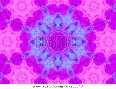 Background Of Abstract Pattern