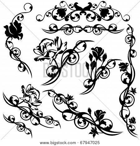 Roses Design Set