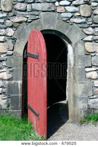 18th Century Doorway