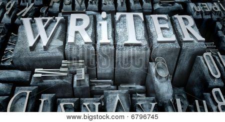 Schriftsteller print