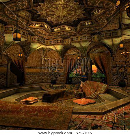 Arabian Background
