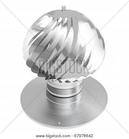 ventilator cap for chimney