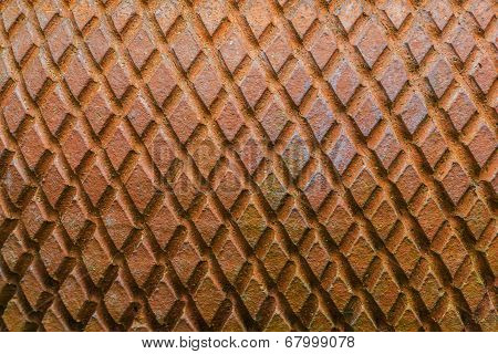 Texture Of Trapezoid Form