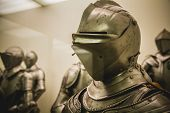 foto of armor suit  - Helmet - JPG