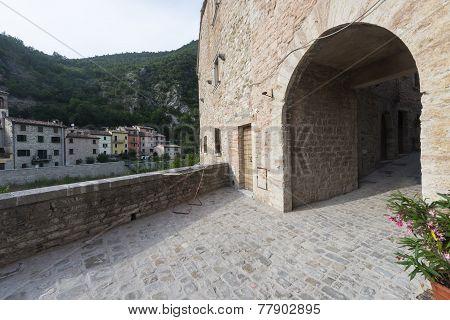 Piobbico (marches), Historic Village