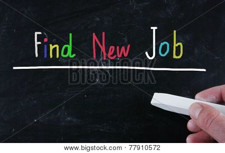 Find New Job