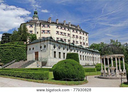 Ambras Castle - Innsbruck