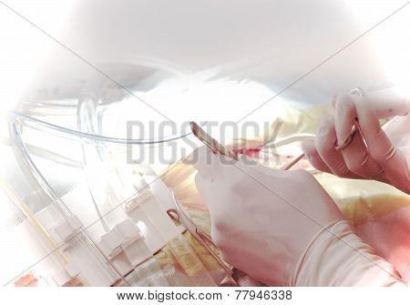 Surgeon's Hands