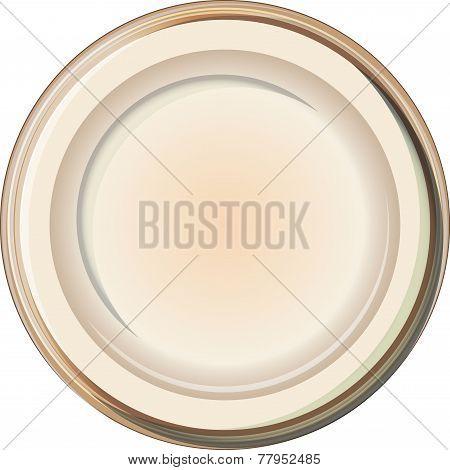 Simple Plate