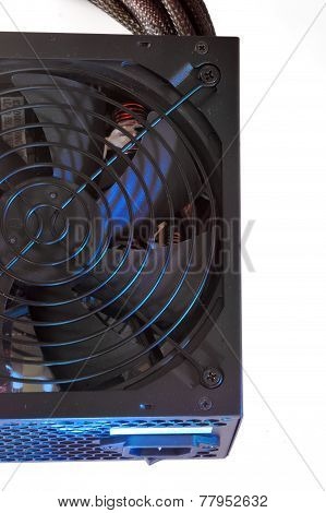 Cooler For Power Source Of Computer
