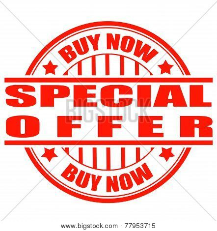 Buy Now Special Offer