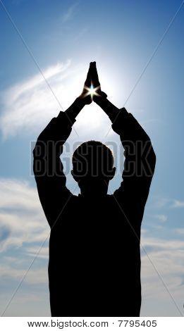Star In Hands