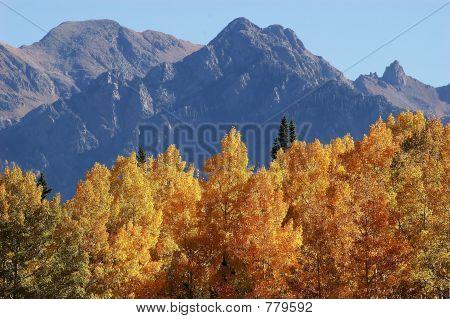 naked peaks in autumn