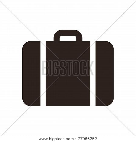 Suitcase - Travel Icon