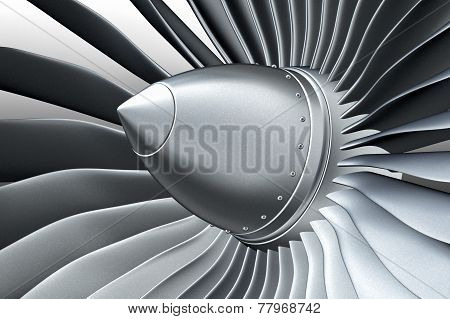 Turbo jet engine