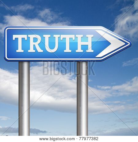 moment of truth be honest honesty leads a long way find justice law and order