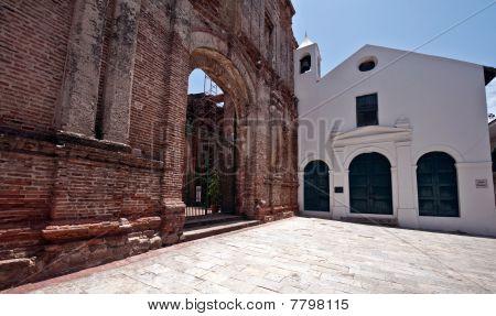 Old Church Casco Viejo Panama
