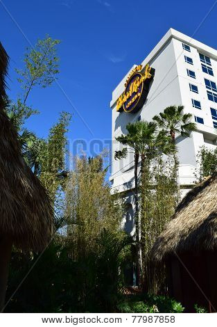 Seminole Hard Rock Logo