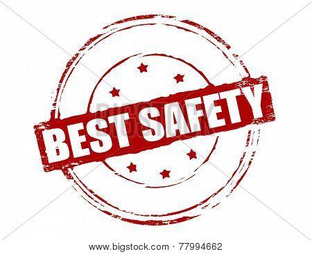Best Safety Stamp
