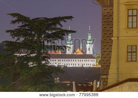 Prague. Strahov Monastery.