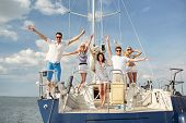 stock photo of yacht  - vacation - JPG
