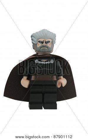 Count Dooku Lego Minifigure