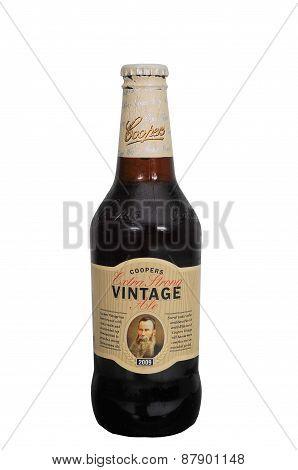 Coopers Vintage Ale Bottle
