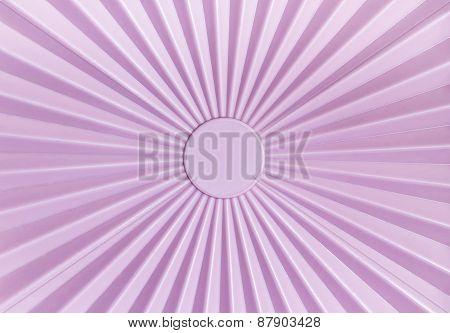 Pattern Of Pink Plastic Tupperware