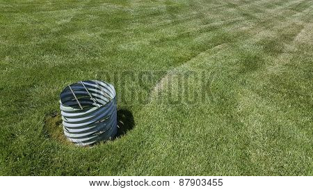 Lawn Rodent Trap