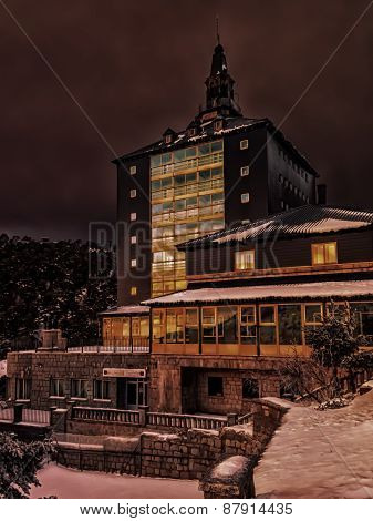 Hostel In Navacerrada