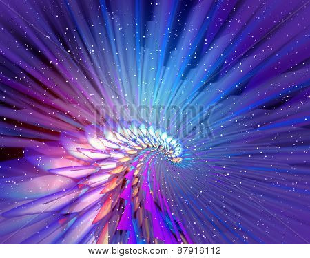 Abstract Fantasy Background For Design