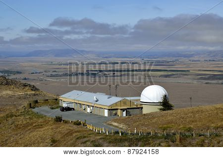 Mount John University Observatory, Nz