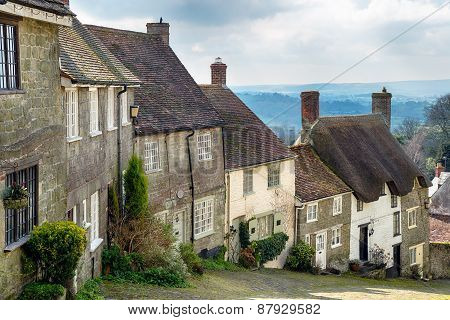 Sleepy Cottages
