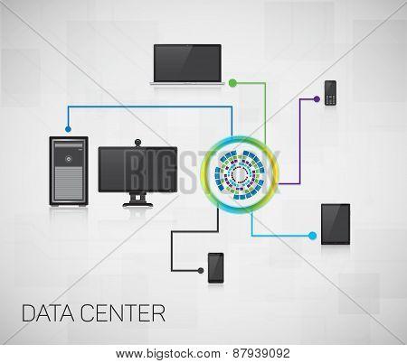 Data Center.