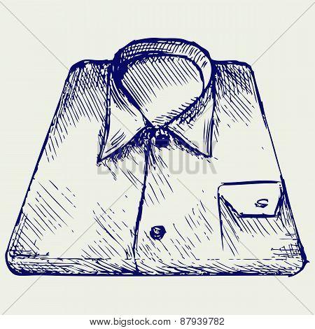 Stack shirt