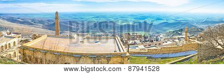 The Panorama Of Mardin