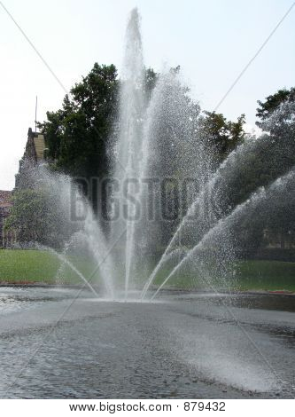 Big Park Fountain