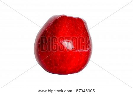 Red juicy Apple