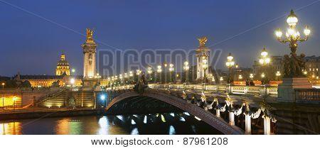 Pont Alexandre Panorama