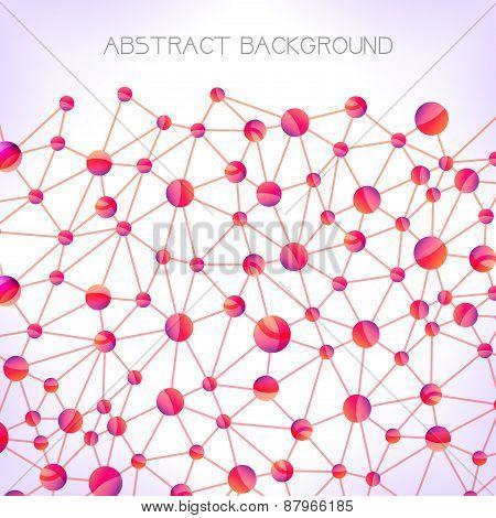 Molecule Background.