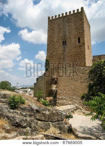 Castillo De La Yedra, Siera De Casorla, Andalusia, Spain