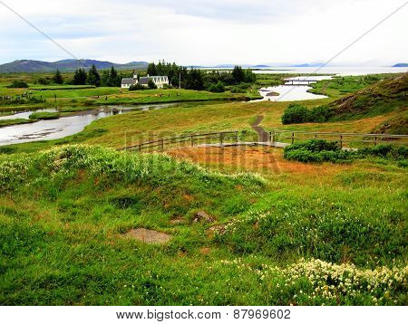 Thingvellir National Park (Iceland)