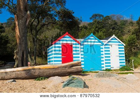 Blackpool Sands Beach Huts
