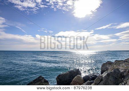 Beach Scenery