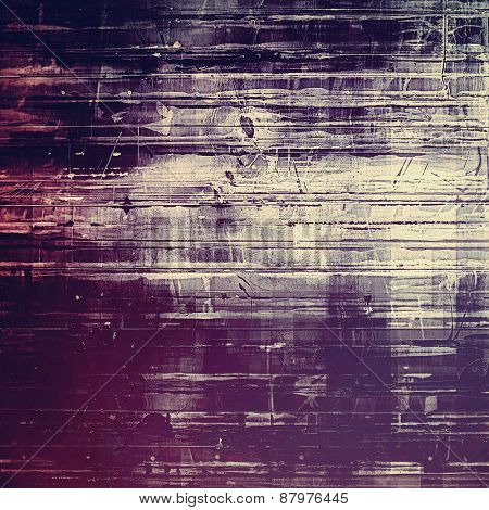 Colorful vintage texture. With different color patterns: purple (violet); gray; black; pink