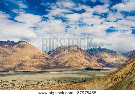Nubra Valley, Ladakh, Himalyas, India