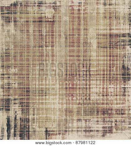 Old texture or antique background. With different color patterns: yellow (beige); brown; gray; black