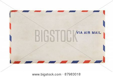 Via Air Mail Vintage Envelope 1941 Airmail